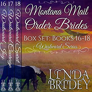 Montana Mail Order Bride Box Set Books 16-18 Audiobook