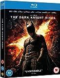 The Dark Knight Rises [Blu-ray] (Region Free)