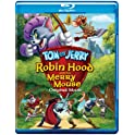 Tom and Jerry: Robin Hood and His Merry Mouse on Blu-ray
