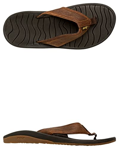 21da325f0790 Amazon.com  Reef - Mens Swellular Cushion Sandals
