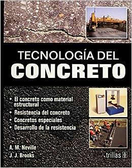 Tecnologia Del Concreto Neville Pdf