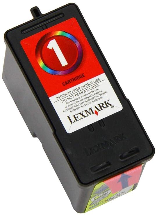 Lexmark No. 18CX781E - Cartucho de tinta para impresora (125 ...
