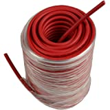 Temco 10 AWG Solar Panel Wire 250' Power Cable Red UL 4703 Copper Made in USA PV Gauge