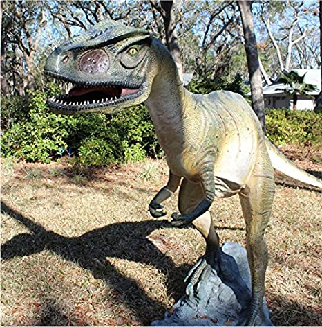 Amazon.com : Allosaurus T Rex Dinosaur Giant Statue Big Life Size Sculpture  Jurassic Park : Garden U0026 Outdoor
