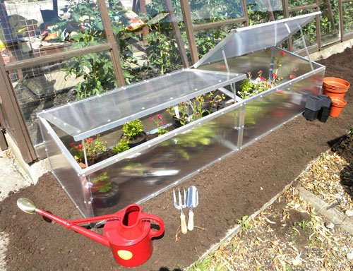 Special Offer Modular Cold Frame Plus Extension Two Wests & Elliott