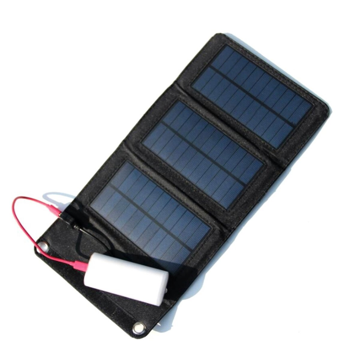 Movable Jury - 5v Portable Solar Panel Outdoor Travel Foldable Bank Usb Port - Dialog Box Instrument Takeout Impanel Take-Away Empanel Board Outboard - 1PCs by Unknown (Image #2)