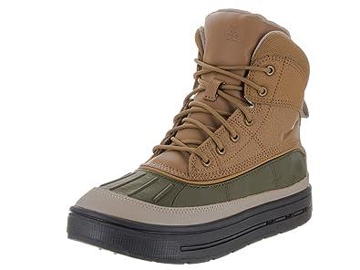 97f7a20df Nike Woodside 2 High Cargo Khaki Golden Beige-Khaki (Big Kid) (