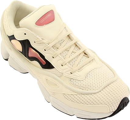 casamentero precisamente Artículos de primera necesidad  Adidas x RAF Simons Men Ozweego 2 (White/Chalk White/Bold Orange/Navy) Size  10 US: Amazon.ca: Shoes & Handbags