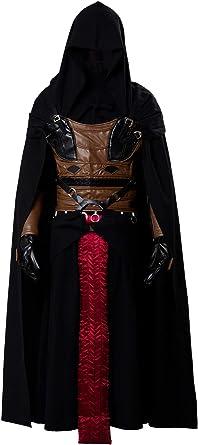 Cosplaysky Star Wars Darth Revan Cosplay disfraz Halloween Traje ...
