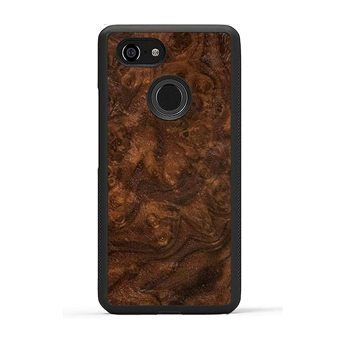sneakers for cheap cd0c5 6c486 Carved - Google Pixel 3 - Luxury Protective Traveler Case - Unique Real  Wooden Phone Cover - Rubber Bumper - Walnut Burl