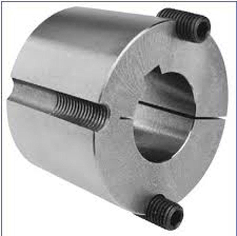 A 3.5 Lbs 5//8x3//16 Keyseat, 2-1//2 Inch Bore 1//2X13 UNC Setscrew Threads B Ametric/® 2525.2-1//2ANSI Taper Bushing 1-014 3.375 Bolt Circle 2.5 Bushing Depth