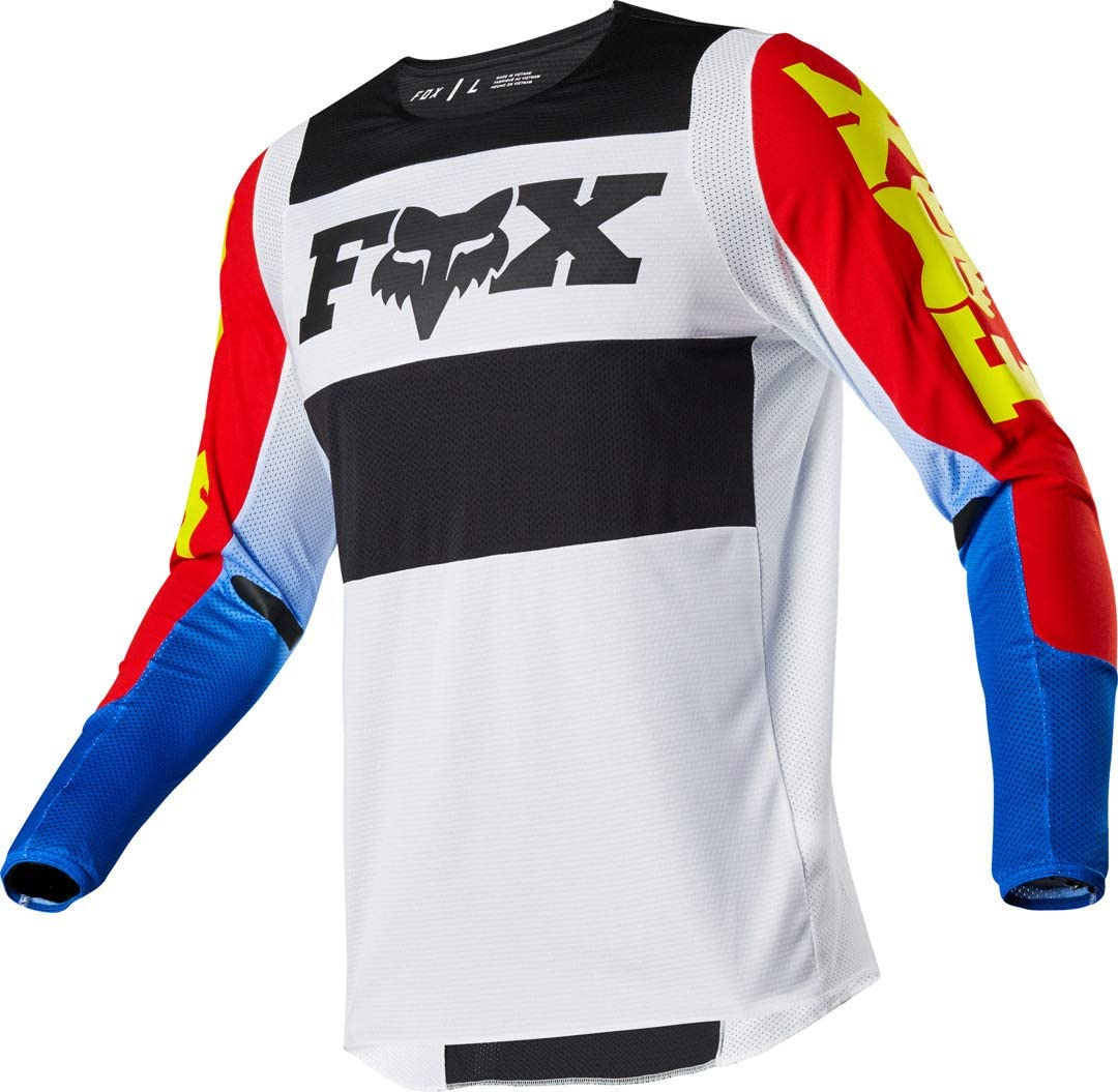 2020 Fox Racing 360 Linc Jersey-Blue//Red-XL