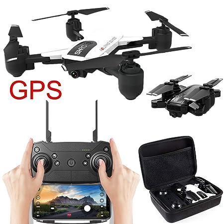 Altsommer Dron Selfie de Verano Antiguo con WiFi 720 FPV, dron ...