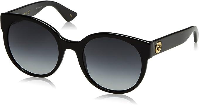 Gucci GG0035S 001 Montures de lunettes, Noir