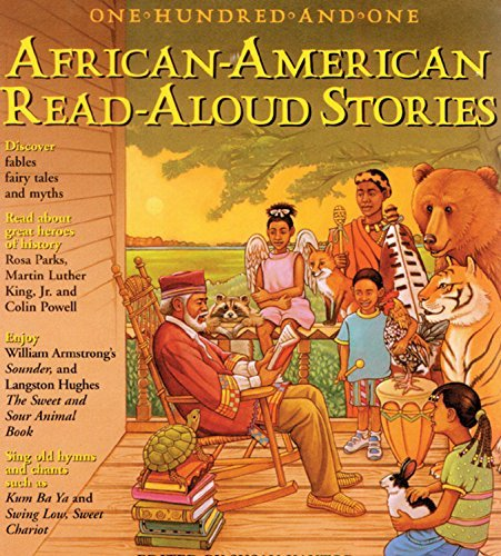 Books : One-Hundred-and-One African-American Read-Aloud Stories by Susan Kantor (1998-01-09)