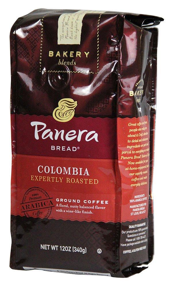 Panera Bread Coffee, Colombia, 12 Ounce