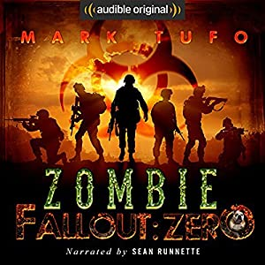 Zombie Fallout: Zero Hörbuch