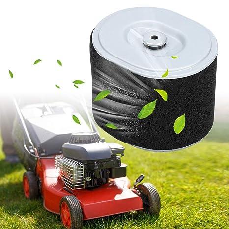 Filtro de cortacésped, accesorio de repuesto de filtro de aire ...