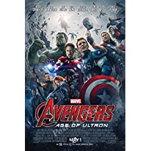 """Posters USA Marvel Avengers Age of Ultron Movie Poster GLOSSY FINISH - FIL246 (24"""" x 36"""" (61cm x 91.5cm))"""
