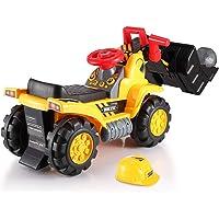 Kids Ride-On Toy Bulldozer