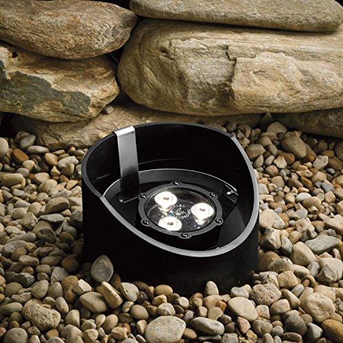 Kichler Lighting Black LED Landscape Lighting 15769BKT