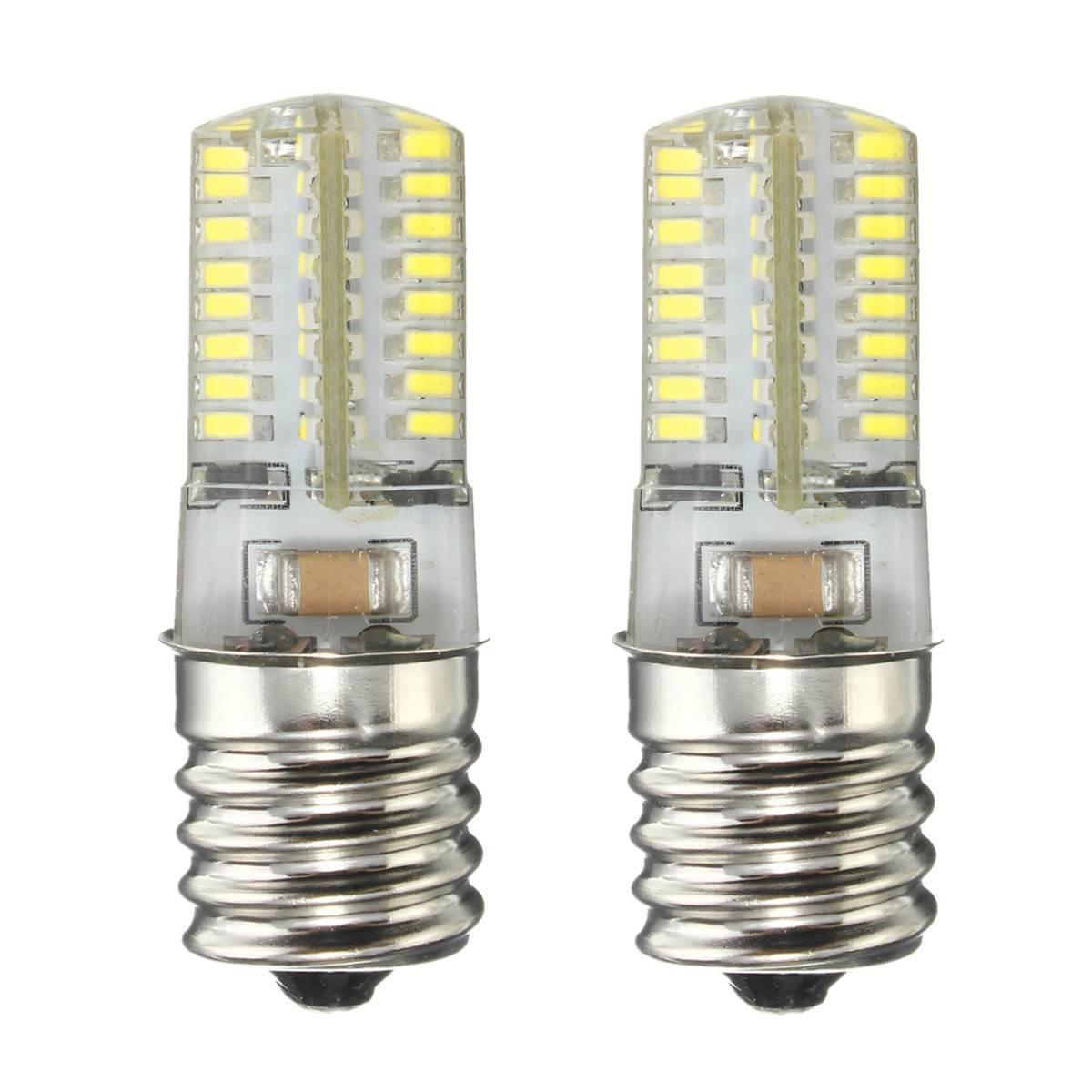 Kingso E17 Microwave Appliance Refrigerator Led Light Bulb 4w Intermediate F