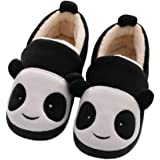 Zapatillas de Estar por Casa para Niñas Niños Invierno Zapatillas Interior Casa Caliente Pantuflas Suave Algodón…