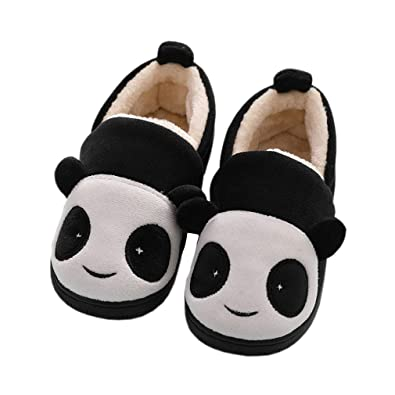 most popular factory outlet top brands KVbaby Chausson Enfant Fille Peluche Pantoufle Fille Chausson Garçon  Chaussons Hiver Antidérapants bébé Chaussures pour Femme Homme