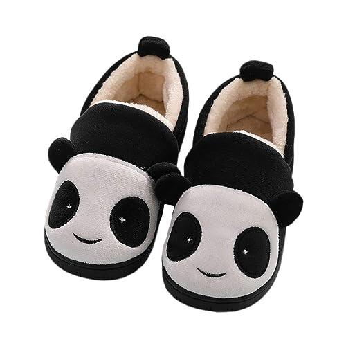 Zapatillas de Estar por Casa para Niñas Niños Invierno Zapatillas Interior Casa Caliente Pantuflas Suave Algodón Calentar Zapatilla Mujer Hombres: ...