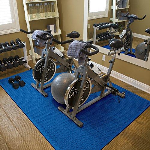 Sivan Health And Fitness Puzzle Exercise Mat EVA Foam