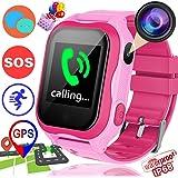 Amazon.com: Waterproof Smart Watch Phone for Kids - IP67 ...