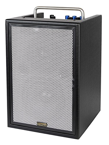 Sunburst Gear Portable All-in-One Battery Powered 12V PA Speaker System