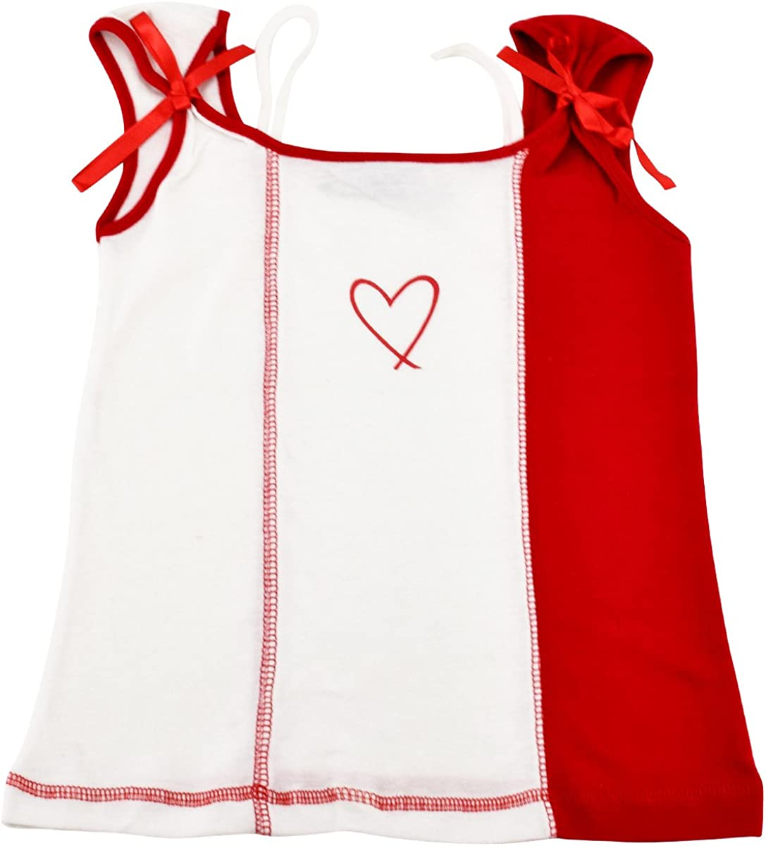Suite 102 Girls Egyptian Cotton Tank Top