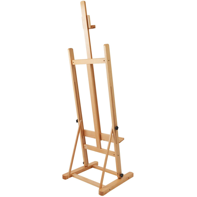 Legno massello di faggio Artina Cavalletto per Pittura da Studio Siena per artisti e Atelier artistici di Belle Arti