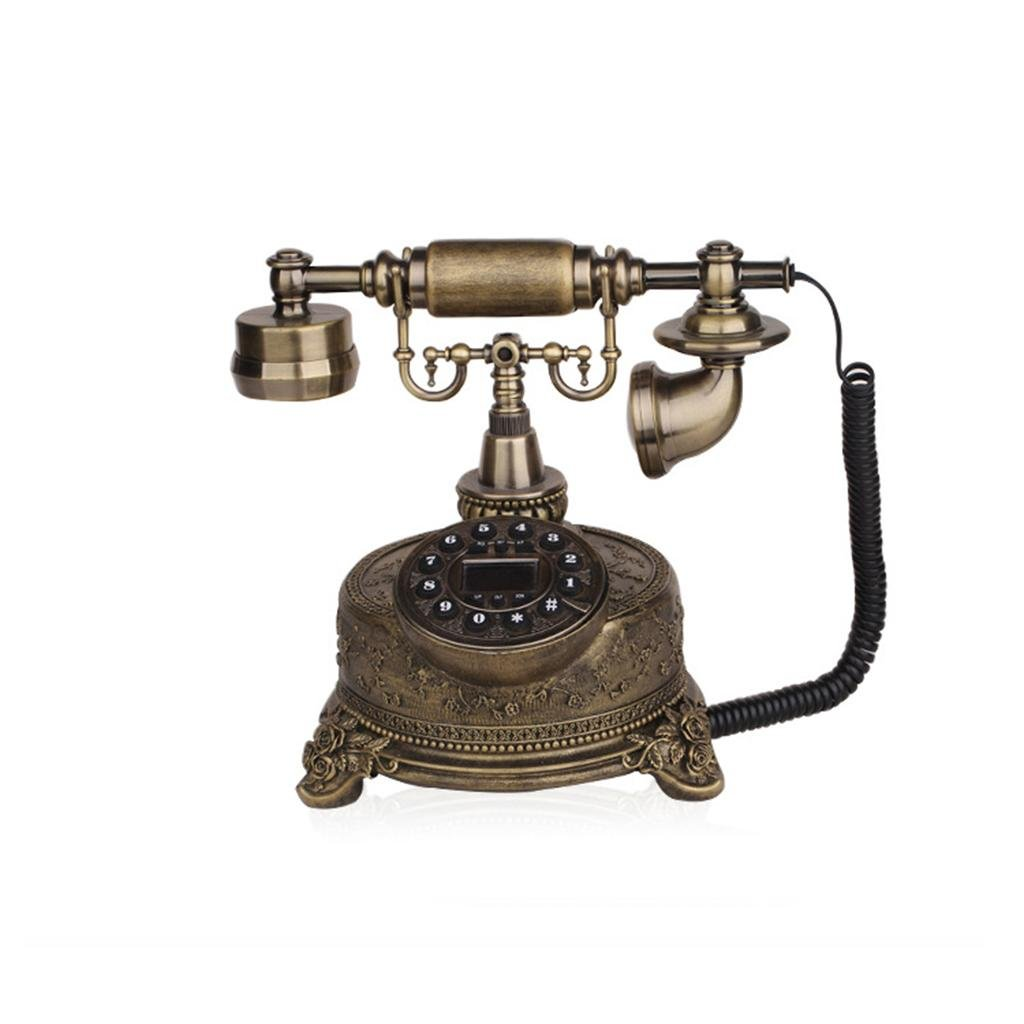 LLP LM Retro Landline Antique fixed Telephone Home living room telephone