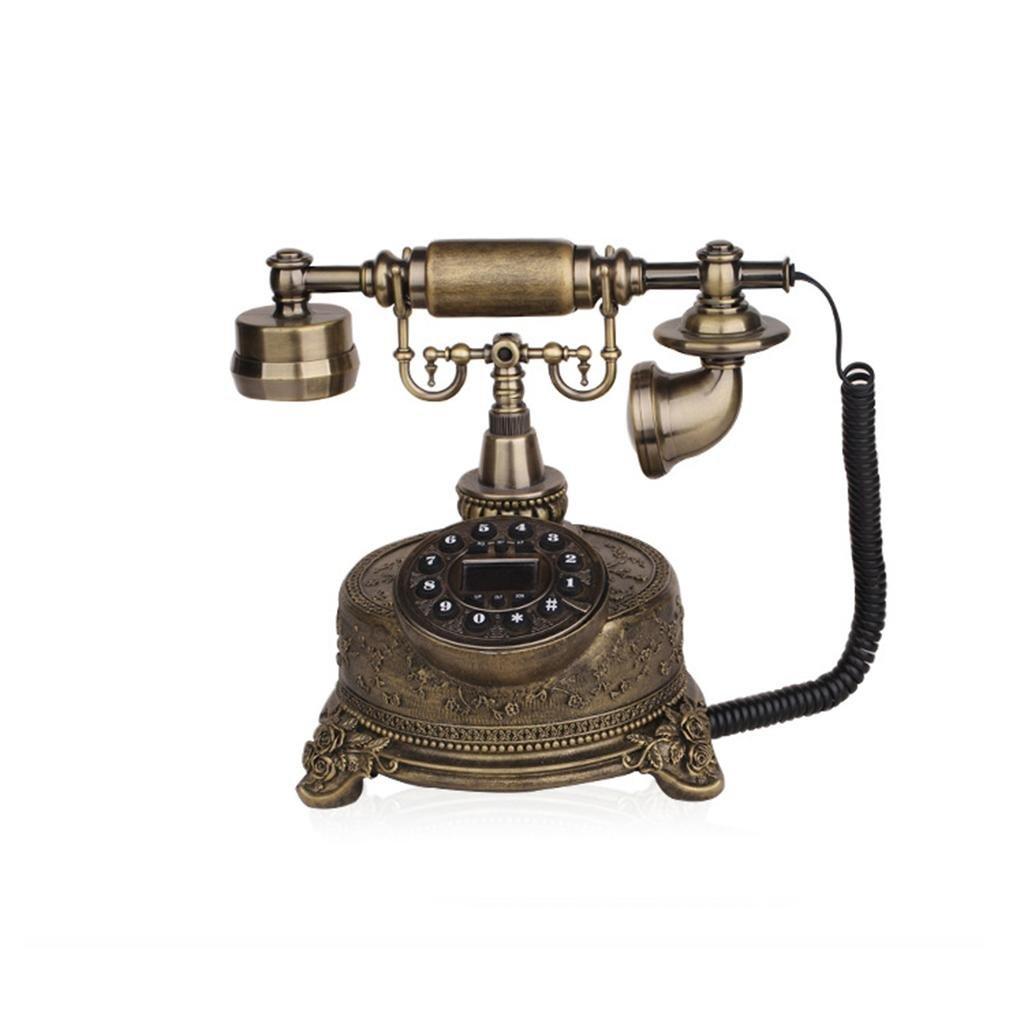 LLP LM Retro Landline Antique fixed Telephone Home living room telephone