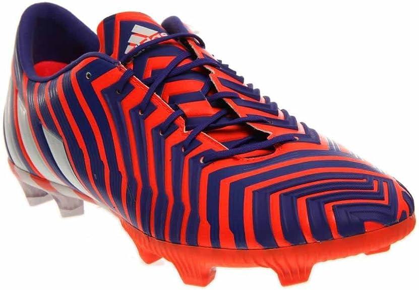 adidas Ace 16.1 Primeknit FG/AG Botines de fútbol (Verde Solar, Choque Rosa), 12,0 D (m) con noso: Amazon.es: Deportes y aire libre