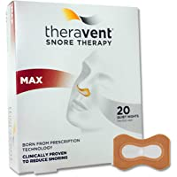 Theravent Advanced Nightly Snoring Solution-20 Night Max Pack
