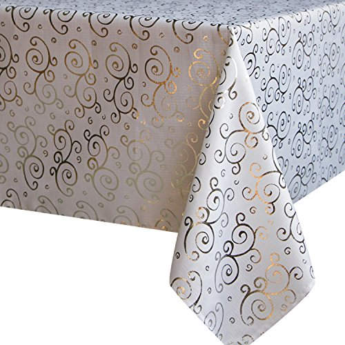 Elegant Tablecloth - 6