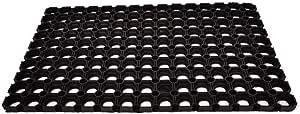 Door Mat 60X40 cm - Black
