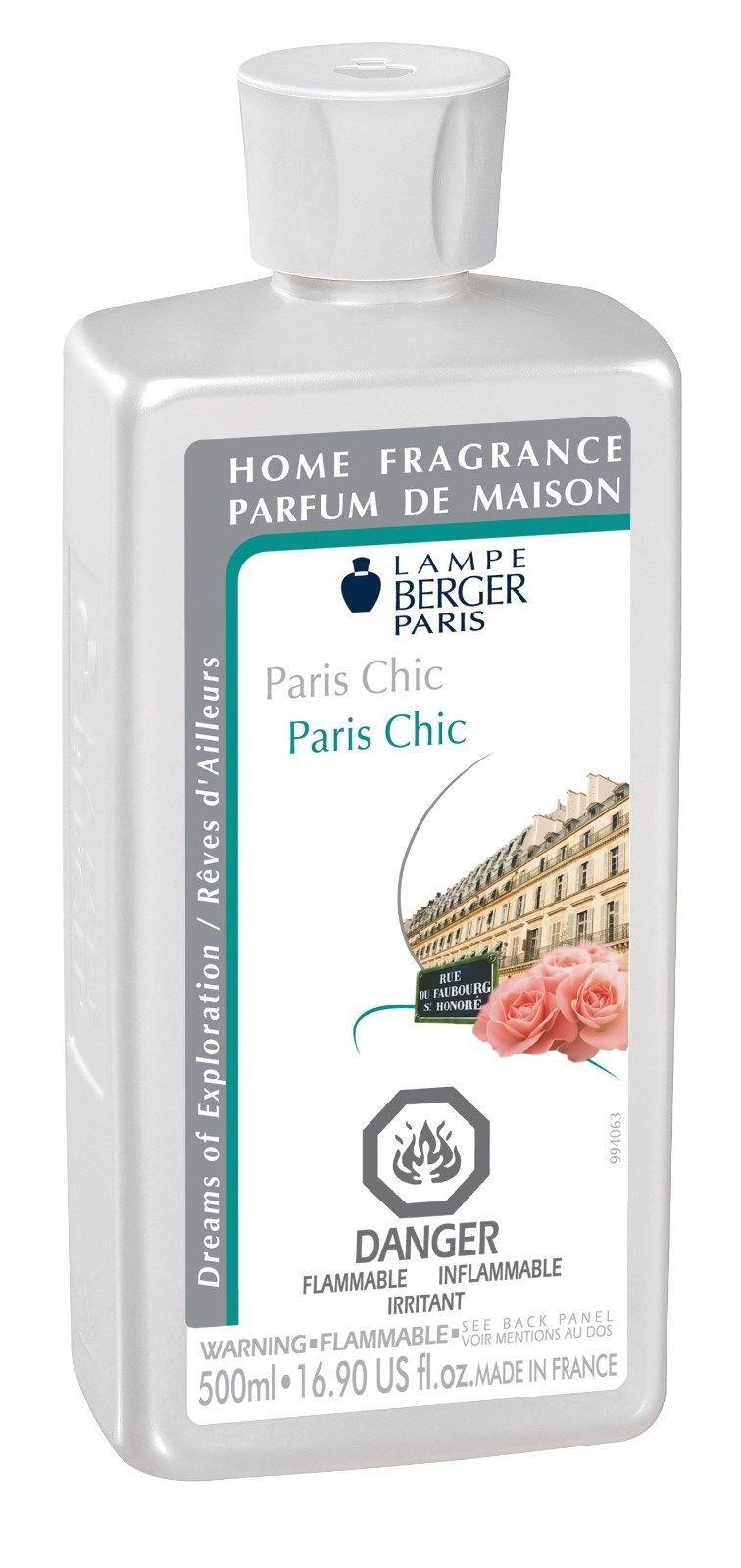 Paris Chic Lampe Berger Fragrance Oil 16.90 Fl Oz (6) by Lampe Berger