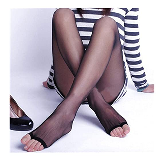 Pantyhoses Open Toes Ultra-thin Stocking Pantyhose Stockings Silk Stocking