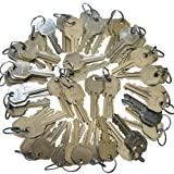 80 Precut Kwikset Keyway Kw1 5 Pins Keys 16 Sets of 5 Keys Locksmith by eBuilderDirect