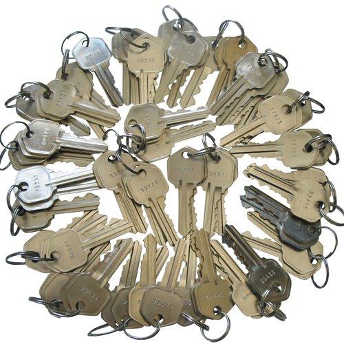 80 Precut Kwikset Keyway Kw1 5 Pins Keys 16 Sets of 5 Keys locksmith by (5 Pin Key)