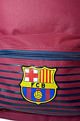 FC Barcelona Official Licensed Messi School Cinch Shoe Soccer Backpack 03