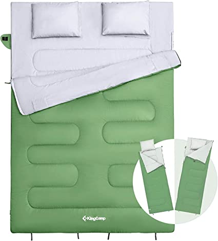KingCamp Queen Size Sleeping Bag