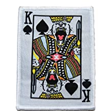 King of Spades K9 Morale Patch