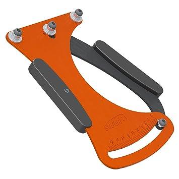 Superb for Manual Voltage Gauge Spoke Wheel (Gear)/Spoke Tension Tool Manual Measuring Tool (Silver): Amazon.es: Deportes y aire libre