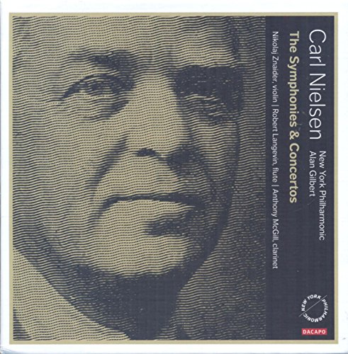Carl Nielsen: The Symphonies & Concertos [Box Set]