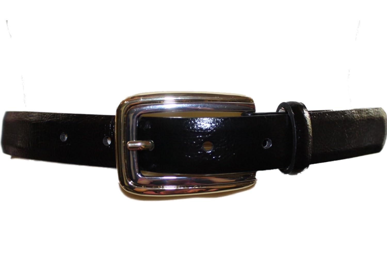 Style & Co. Womens Belt 1 Inch Large Black